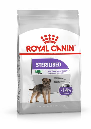 Royal Canin Canine Sterilised Mini Dry 3 kg