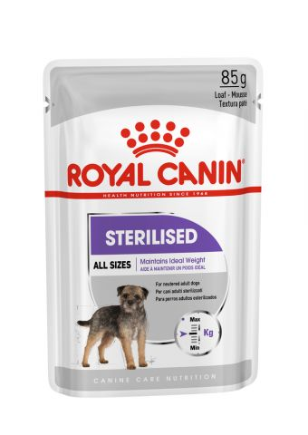 Royal Canin Canine Sterilised Wet 12 x 85 g