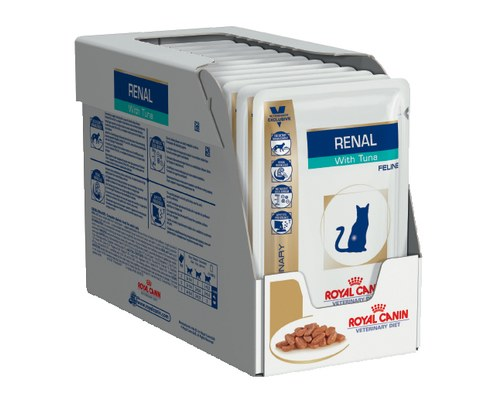 Royal Canin Feline Renal Tuna Wet 12 x 85 g