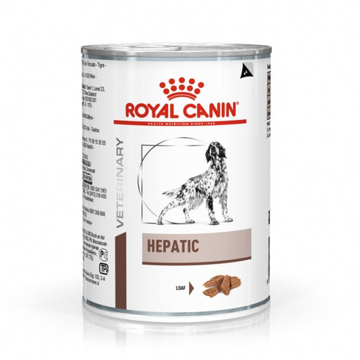 Royal Canin Canine Hepatic Wet 12 x 420 g
