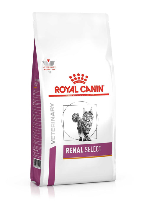 Royal Canin Feline Renal Select Dry 4 kg