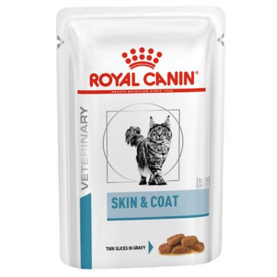 Royal Canin Feline Skin & Coat Wet 12 x 85 g