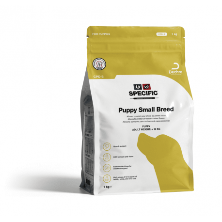 Specific CPD-S Puppy Small Breed Dry 1 kg