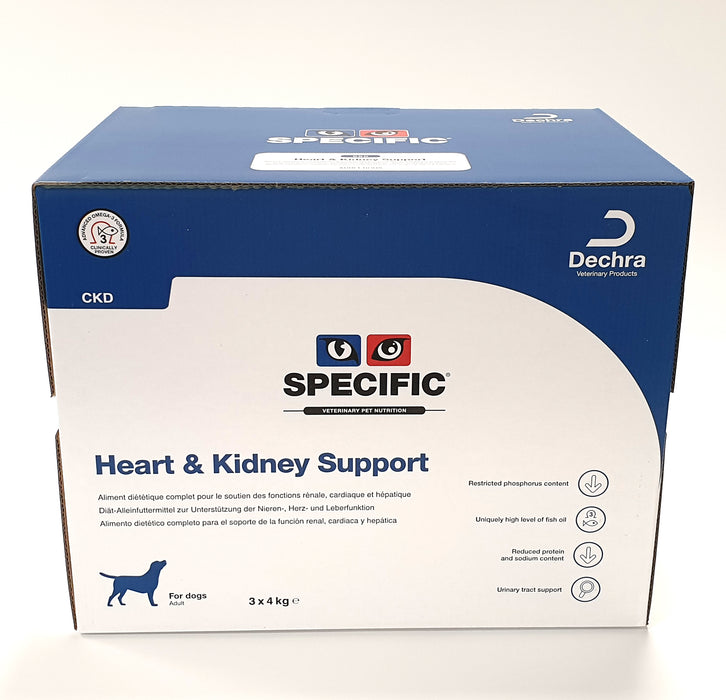 Specific CKD Heart & Kidney Support 12 kg