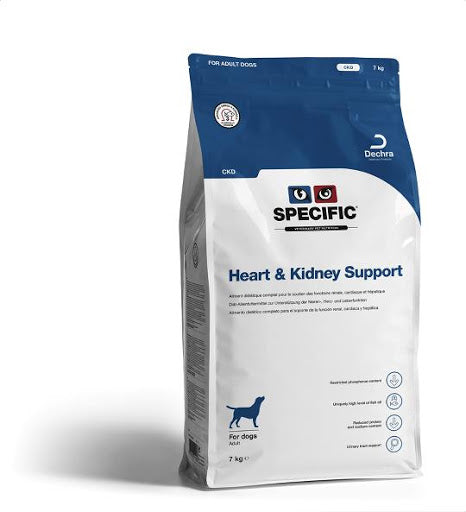 Specific CKD Heart & Kidney Support tuotenäyte 100 g