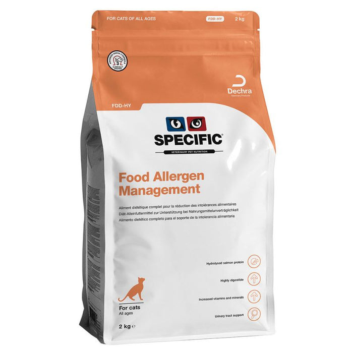 Specific FDD-HY Food Allergy Management Dry 2 kg