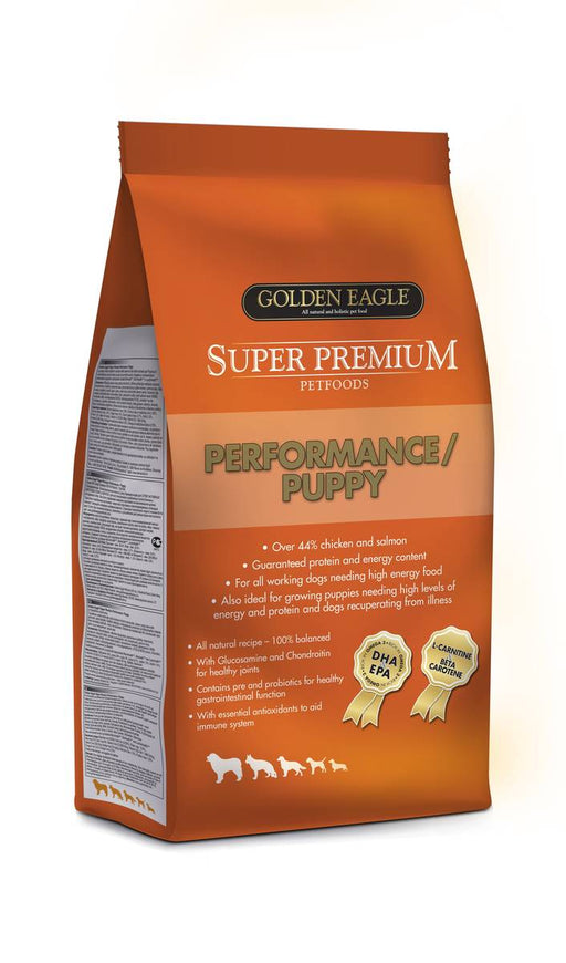Golden Eagle Super Premium Performance & Puppy 2 kg