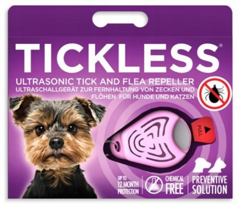 Tickless Pet punkkikarkotin Rosa