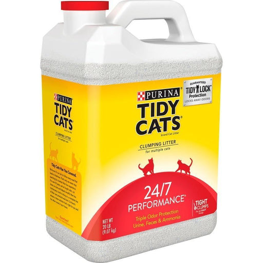 Purina Tidy Cats 24/7 Performance 9 kg -kissanhiekka
