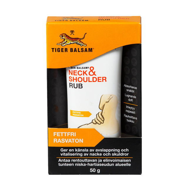 Tiger Balm Neck & Shoulder Rub 50 g