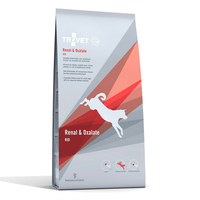Trovet RID Renal & Oxalate Dry Koiralle 12,5 kg