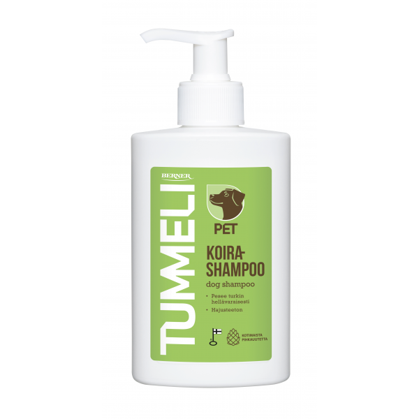 Tummeli Pet Koirashampoo 300 ml