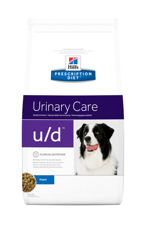 Hill's Canine u/d Urinary Care Dry 12 kg