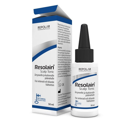 Resolain Scalp Tonic