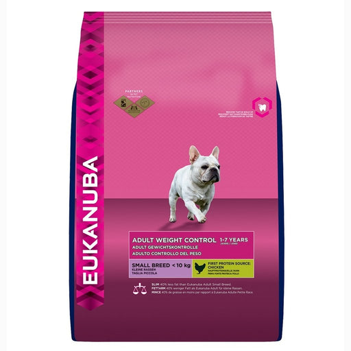 Eukanuba Canine Weight Control Small 3 kg