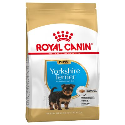 Royal Canin Canine Yorkshire Terrier Junior/Puppy Dry 1,5 kg