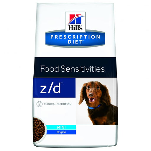 Hill's Canine z/d Food Sensitivities Mini 1,5 kg