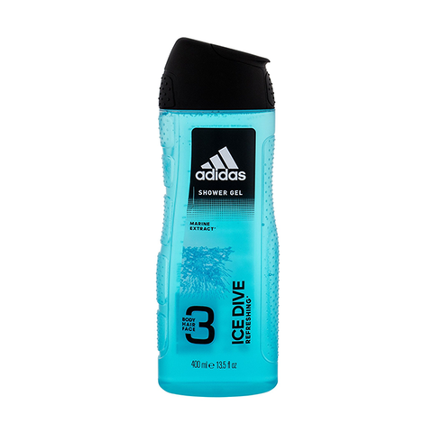 Adidas Ice Dive Shower Gel 400ml in UK