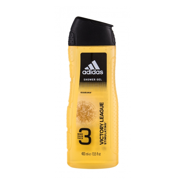 Adidas Victory League Shower Gel 400ml in UK