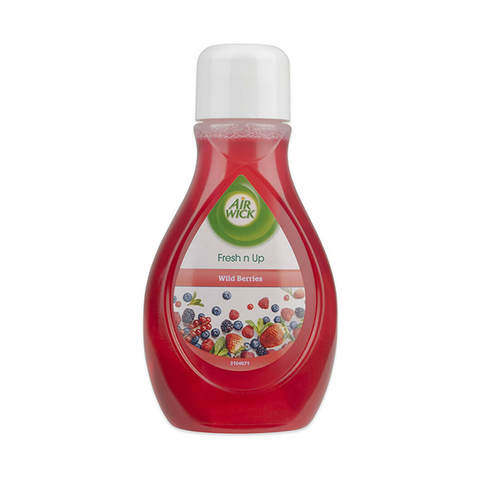 Air Wick Wild Berries Fresh N Up Air Freshener 375ml in UK