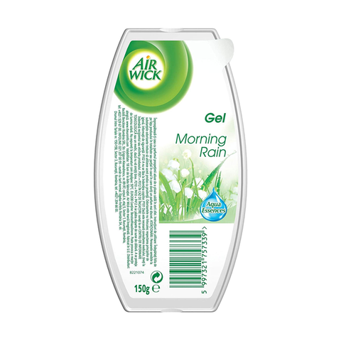 Airwick Odour Stop Gel Morning Rain 150g in UK