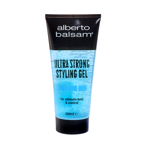 Alberto Balsam Ultra Strong Hair Gel 200ml in UK