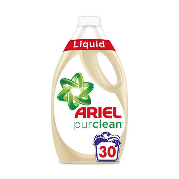 Ariel Purclean Washing Liquid 30 Washes 1.05L in UK