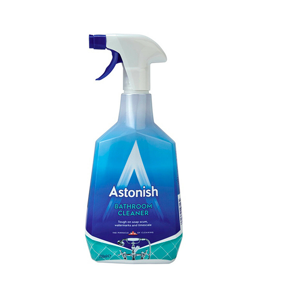 Astonish 750ml Bathroom Cleaner 750ml in UK