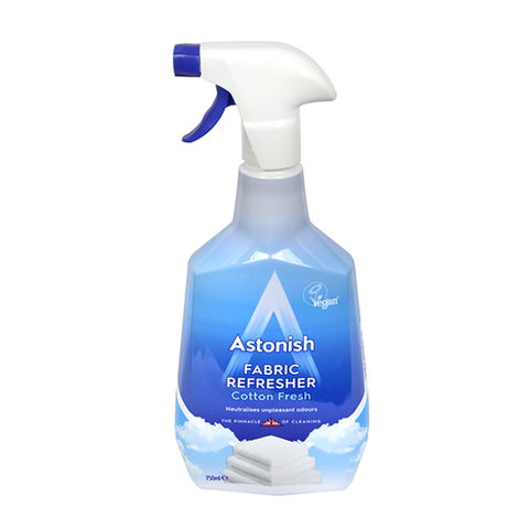 Astonish Fabric Freshener Cotton Fresh 750ml in UK