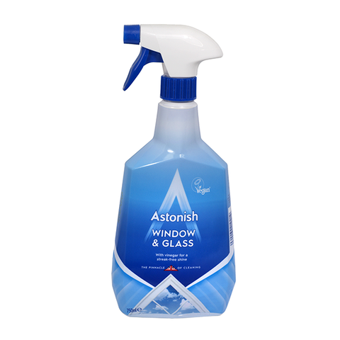 Astonish Window & Glass Cleaner 750ml in UK