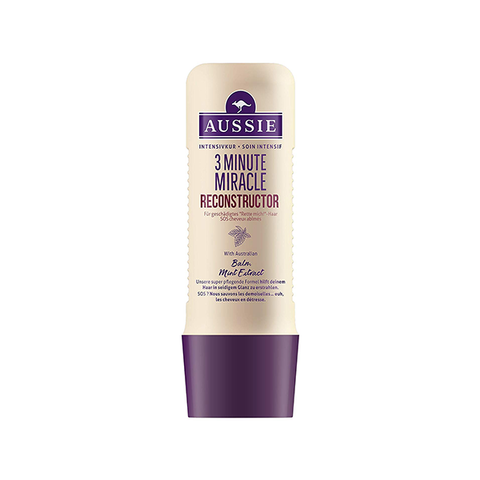 Aussie 3 Minute Miracle Reconstructor 250ml in UK