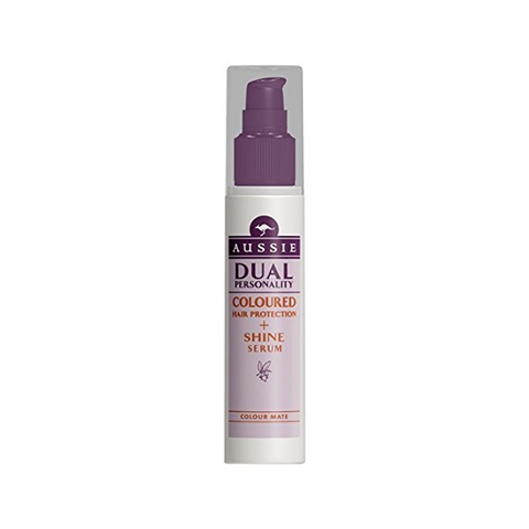 Aussie Dual Personality Shine & Coloured Hair Protector 75ml in UK