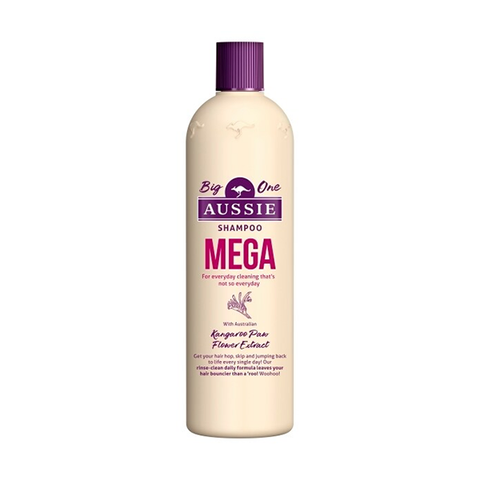 Aussie Mega Shampoo 500ml in UK