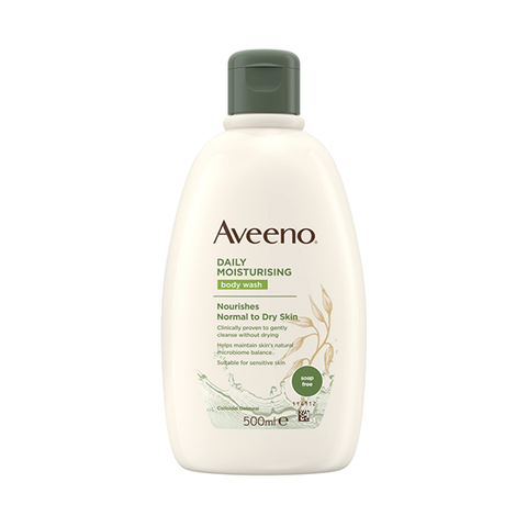 Aveeno Daily Moisturising Body Wash 500ml in UK