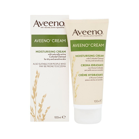 Aveeno Moisturising Cream 100ml in UK