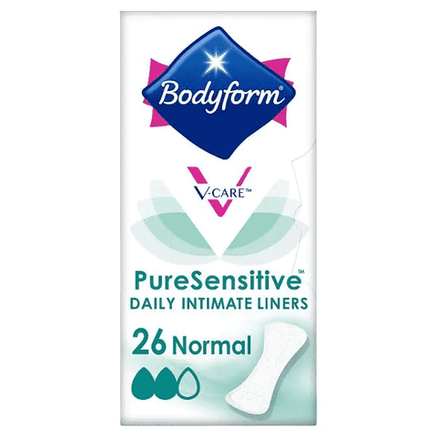 Bodyform Pure Sensitive Liners in UK
