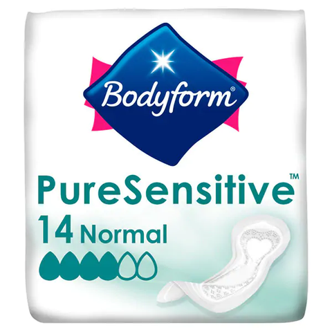 Bodyform Pure Sensitive Ultra Non Wings in UK