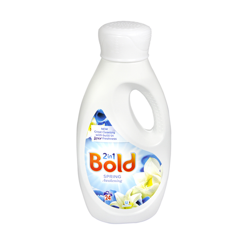 Bold 2In1 Spring Awakening Lotus & Lily 24 Wash in UK