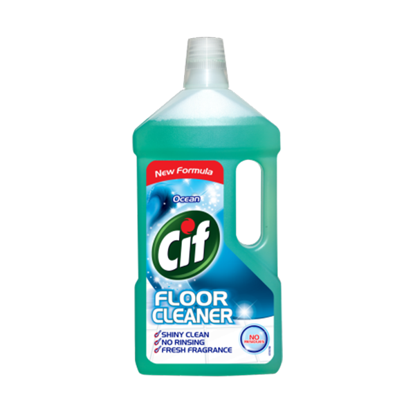 Cif Floor Cleaner Ocean 950ml in UK
