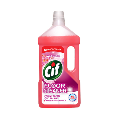 Cif Floor Cleaner Wild Orchid 950ml in UK