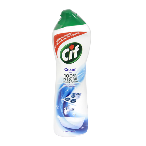 Cif Original White Cream 500ml in UK