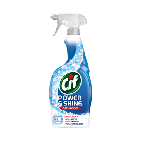 Cif Power & Shine Bathroom Spray 700ml in UK
