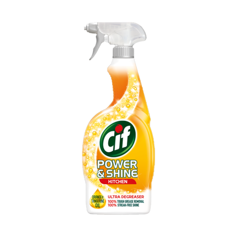 Cif Power & Shine Kitchen Spray 700ml in UK