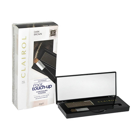 Clairol Root Touch-Up Concealing Powder Dark Brown 2.1g in UK
