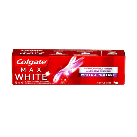 Colgate Max White Protect Toothpaste 75ml