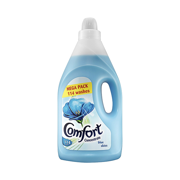 Comfort Fabric Conditioner Blue 4l in UK
