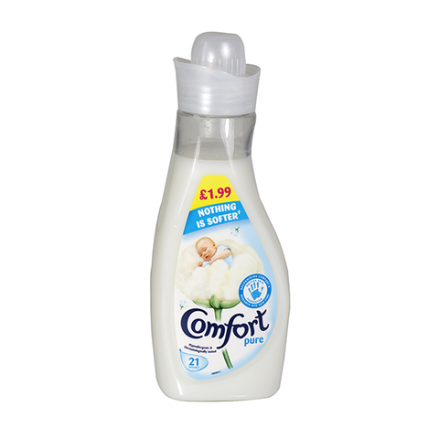 Comfort Fabric Conditioner Pure 750ml in UK
