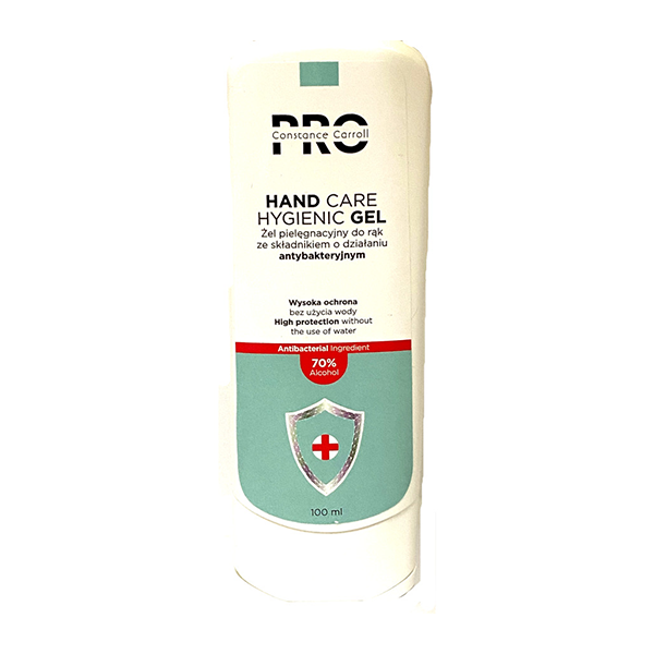 Constance Caroll Pro Hand Care Hygience Gel 100ml (70% Alcohol) in UK