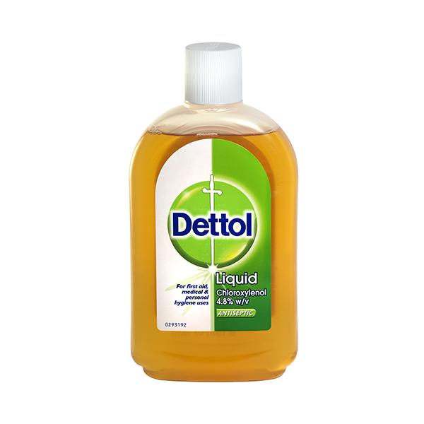 Dettol Antiseptic Liquid 500ml in UK