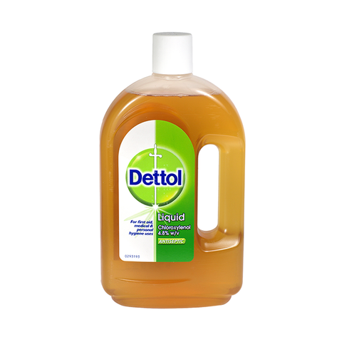 Dettol Antiseptic Liquid 750ml in UK